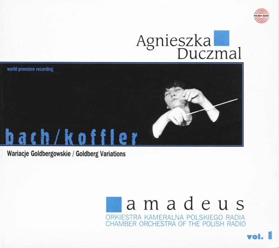 Agnieszka Duczmal Amadeus vol 1