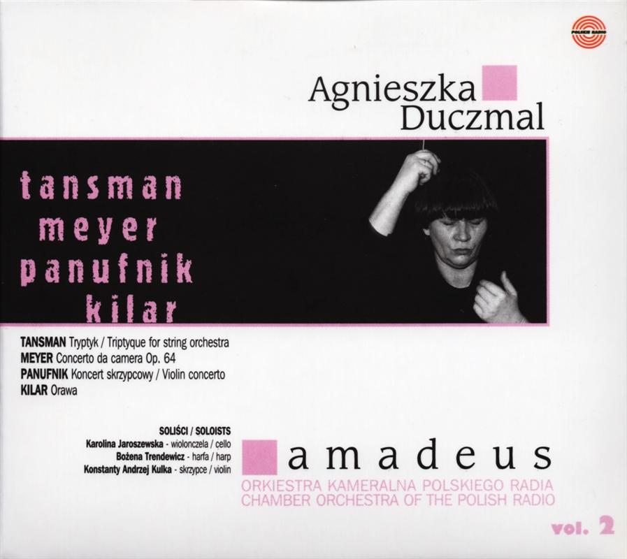 Agnieszka Duczmal Amadeus vol 2
