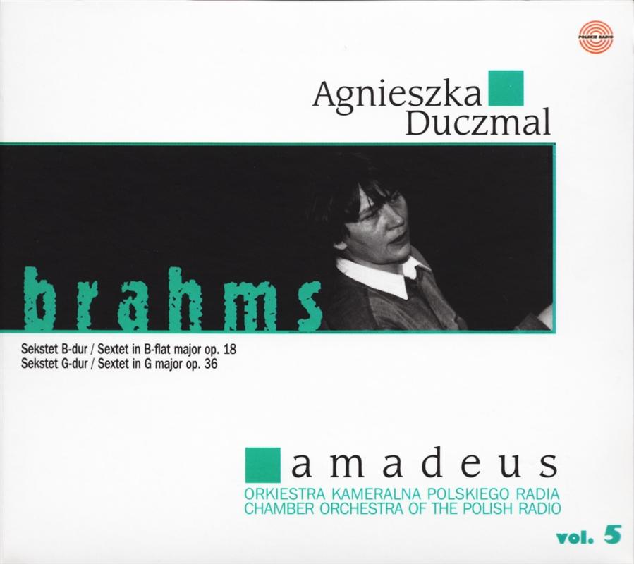 Agnieszka Duczmal Amadeus vol 5