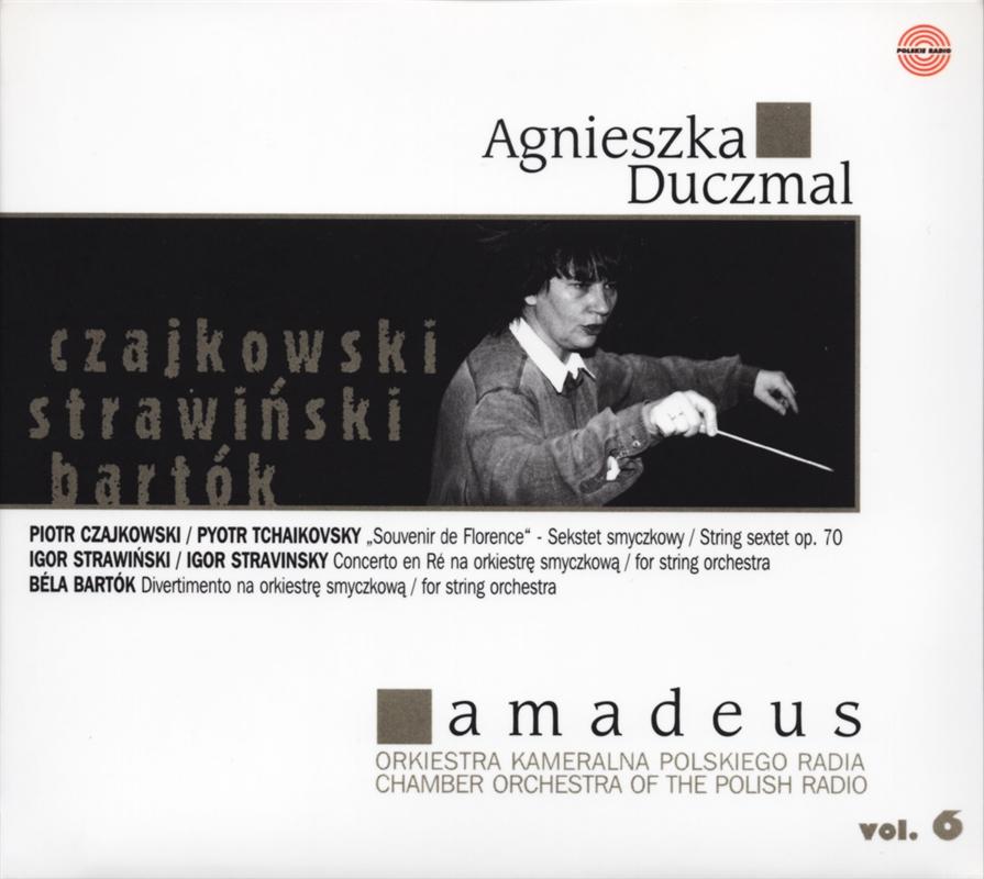 Agnieszka Duczmal Amadeus vol 6