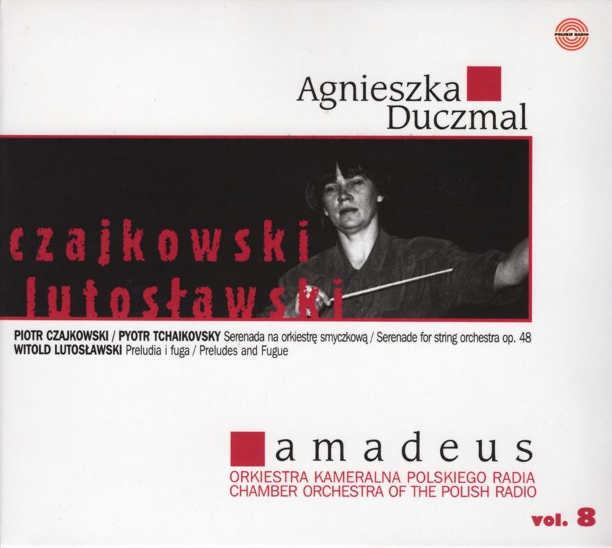 Agnieszka Duczmal Amadeus vol 8