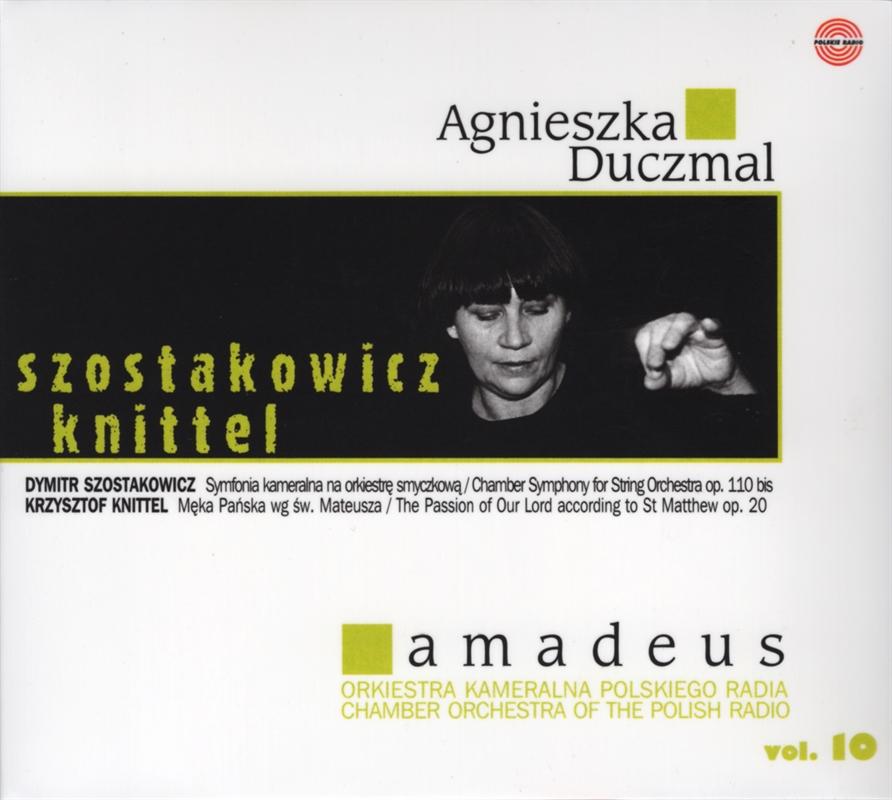 Agnieszka Duczmal Amadeus vol 10