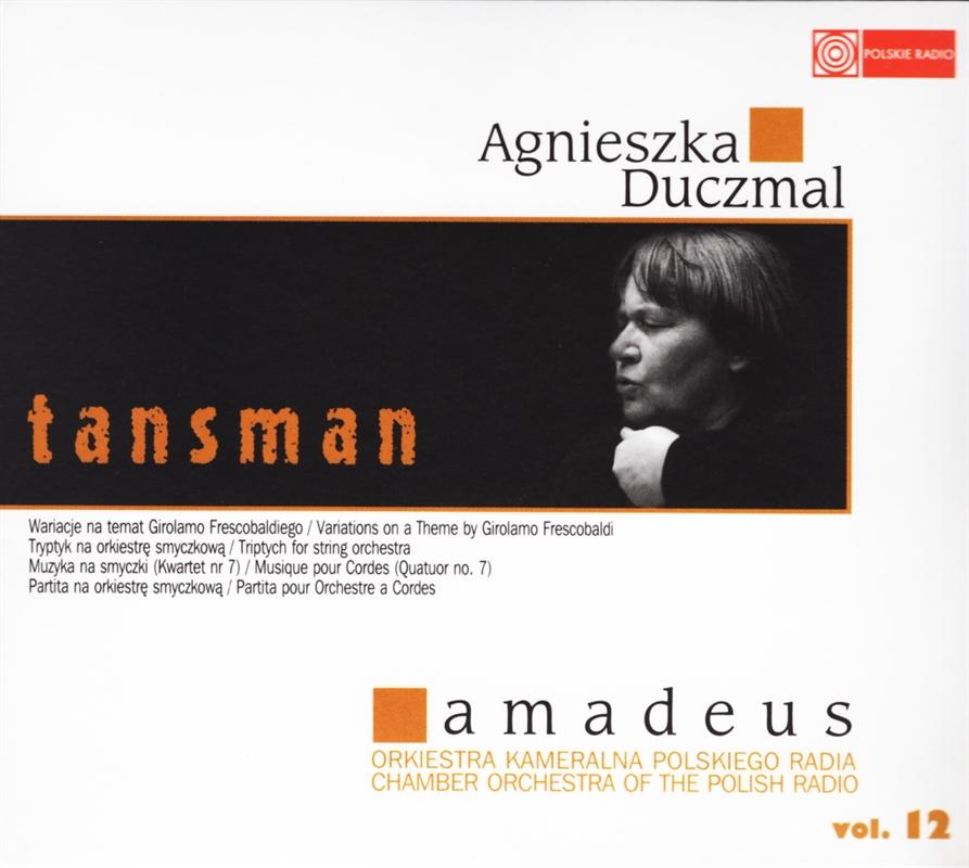 Agnieszka Duczmal Amadeus vol 12