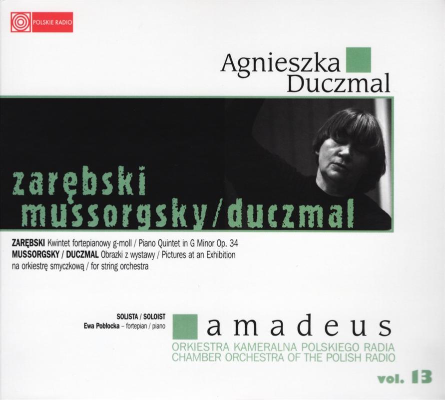 Agnieszka Duczmal Amadeus vol 13