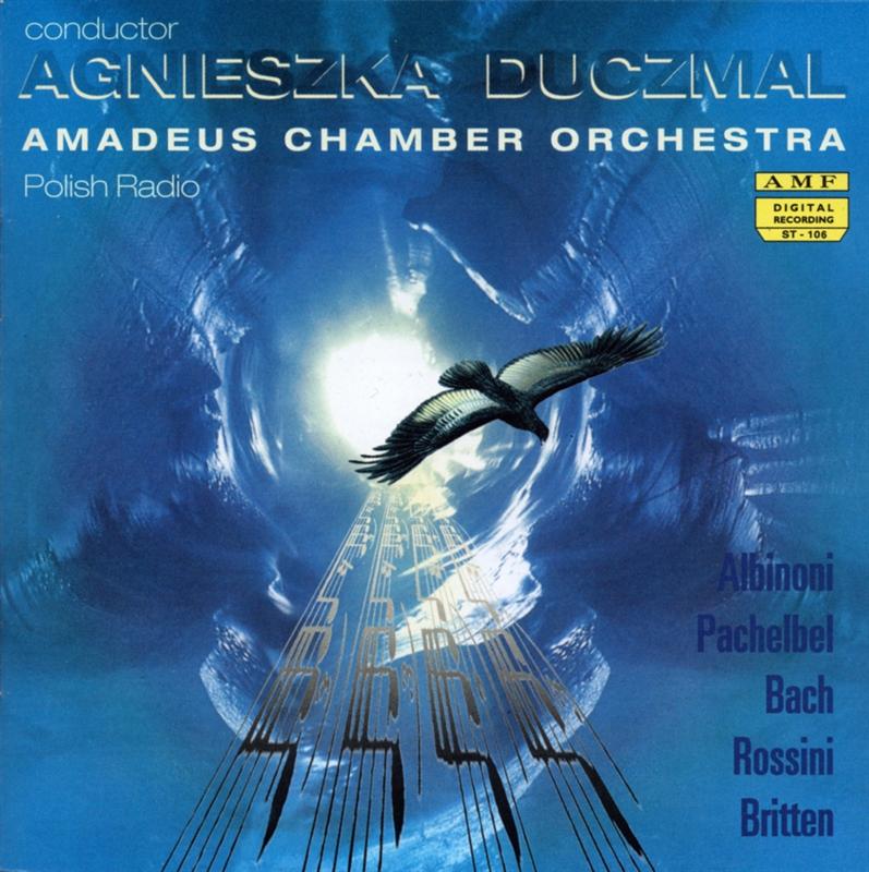 Albinioni, Pachelbel, Bach, Rossini, Britten
