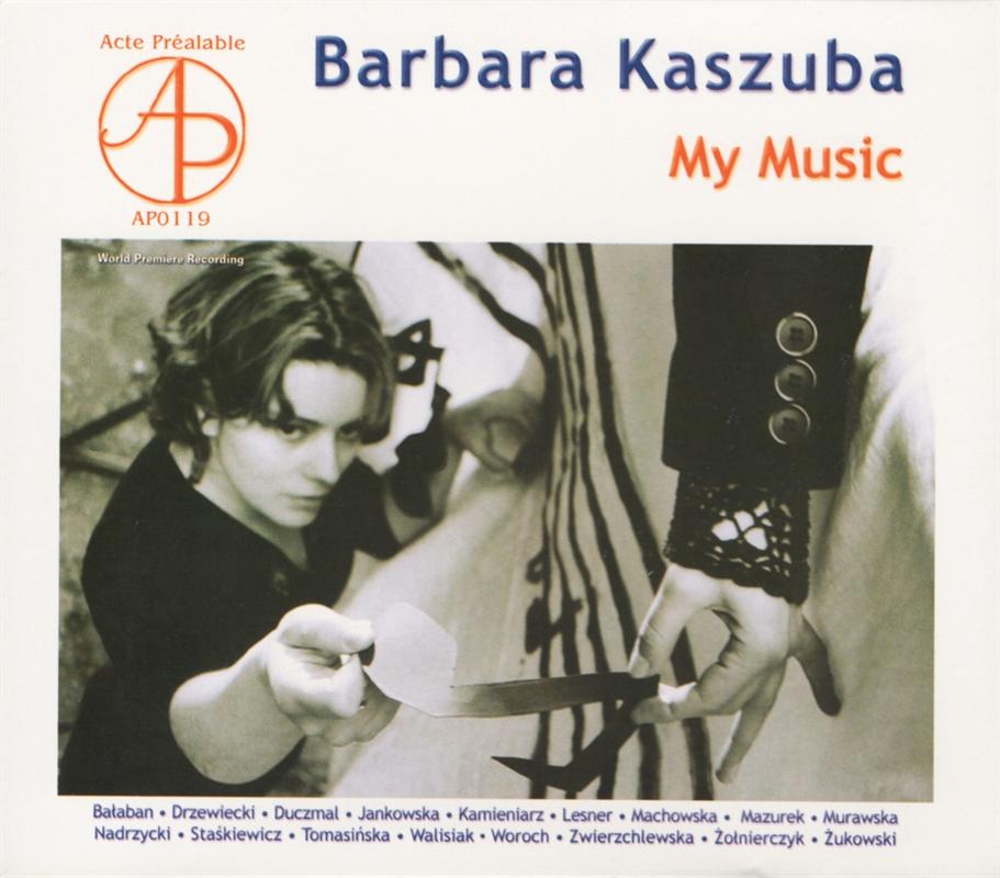 Barbara Kaszuba - My Music