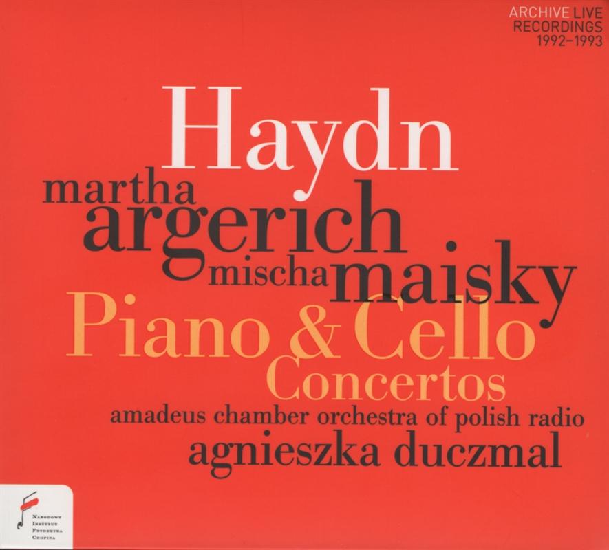 Martha Argerich, Mischa Maisky, Amadeus - Haydn Concertos