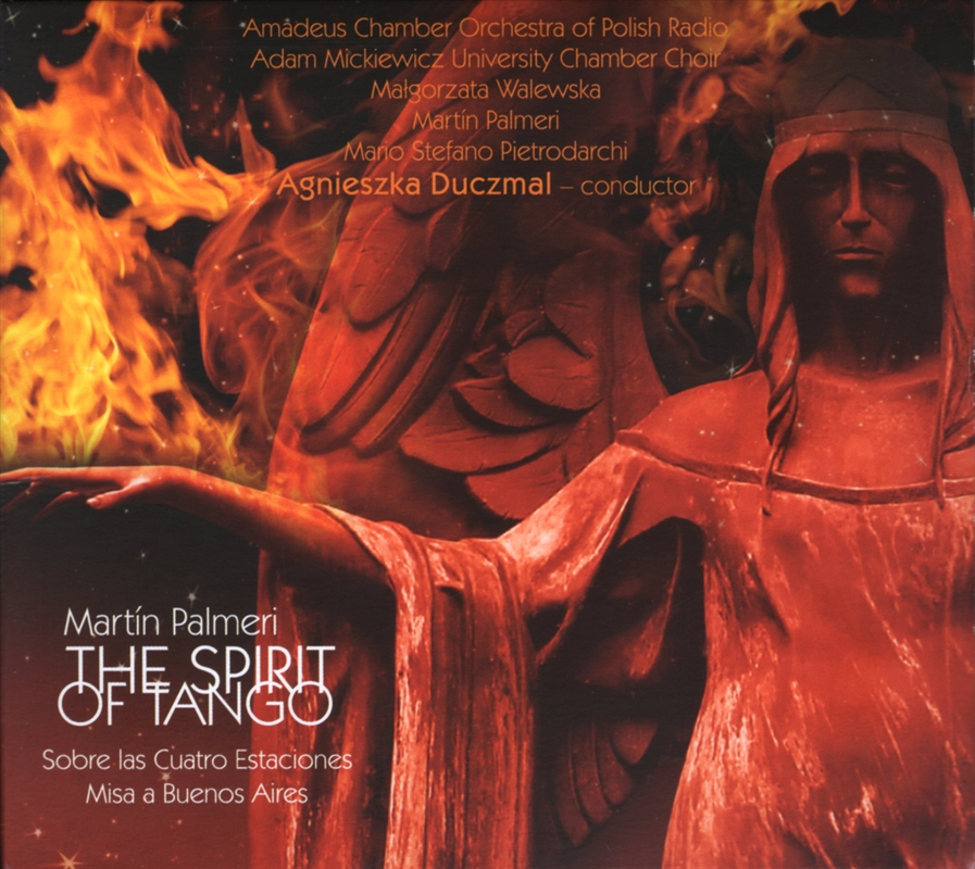 Martin Palmeri - The Spirit of tango