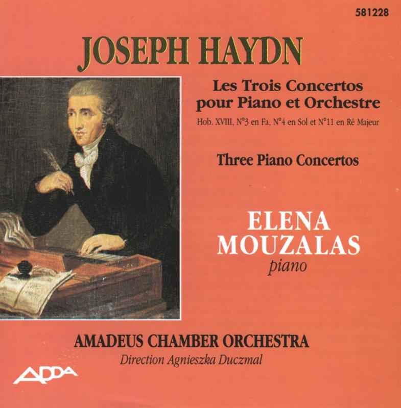 Joseph Haydn - Les Trois Concertos