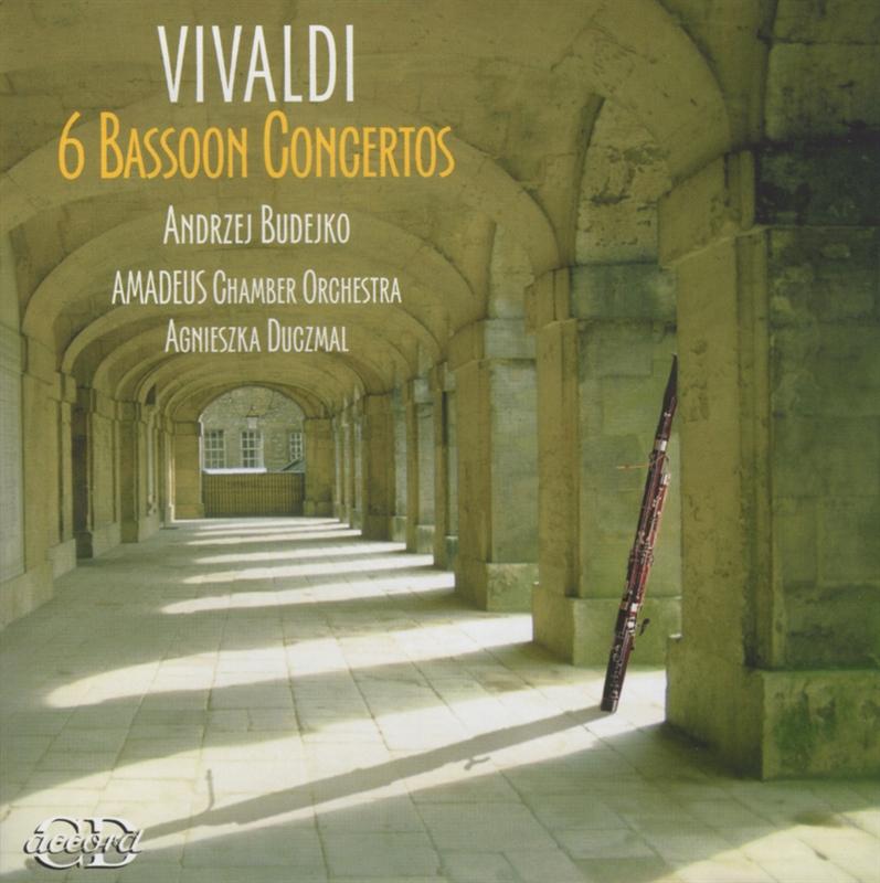 Antonio Vivaldi - Koncerty fagotowe
