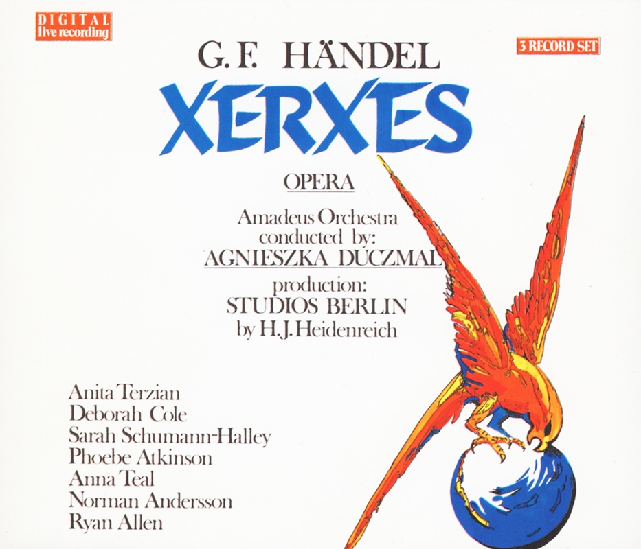 G. F. Händel - Xerxes