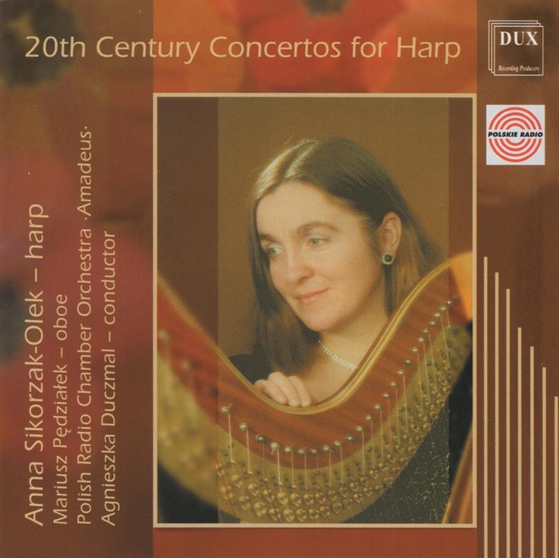 Koncerty harfowe XX wieku