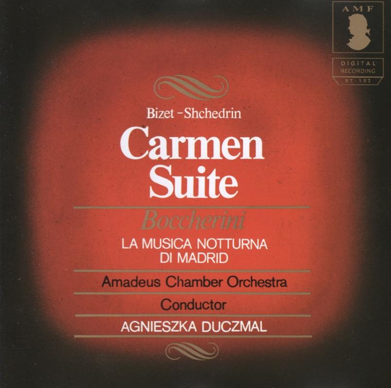 Bizet - Shchedrin - Carmen Suite