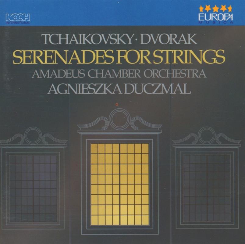 Czajkowski, Dvorak - Serenades for strings